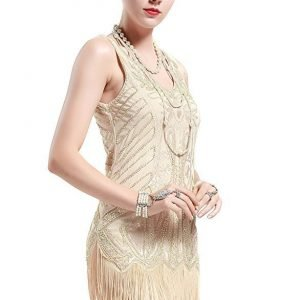 Flapper dress for cocktails