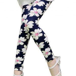 Leggins for woman with pin up look