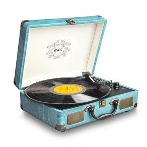 Modern record players