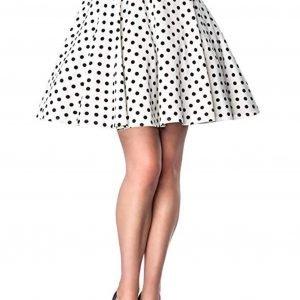 Falda con vuelo pin-up estilo años 50