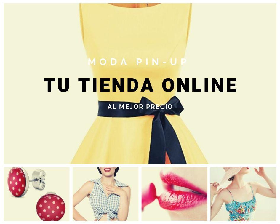 Tienda online de ropa y moda pin-up y rockabilly